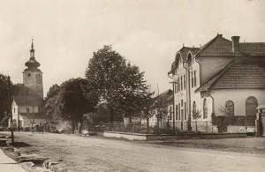 Mestský úrad Trstená 1934