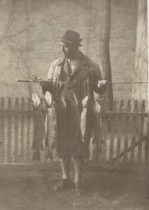 Úlovky Oravica 1934